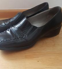 Confort črni ženski čevlji, št. 37