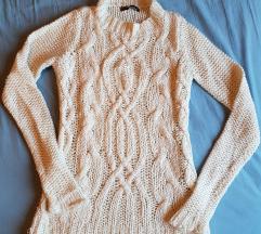 Pleten pulover S-M