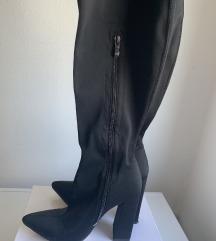 Overknee škornji 38