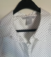 Polka dot srajca - bluza /NOVA