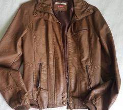 Znizana!! 15 eur usnjena jakna