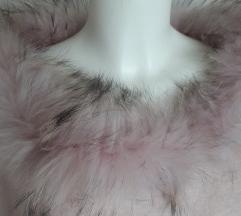 Pulover s pravim krznom mpc 190€