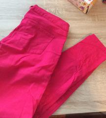 Nove Pink hlače xs