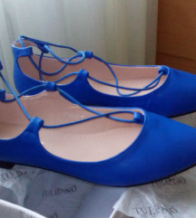 Modre balerinke št. 37
