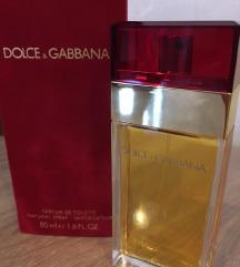 DOLCE & GABBANA PARFUM / ORIGINAL