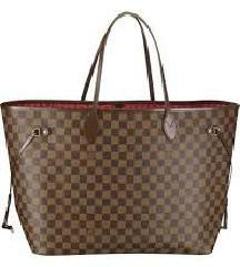 Louis Vuitton neverfull torba