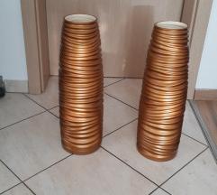 Zlata vaza 52 cm