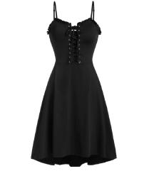 Gothic poletna obleka