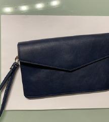 Modra pisemska torbica