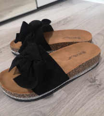 Bow knot sandali