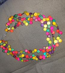 Pisana ogrlica