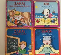 Knjige kartonke za malčke