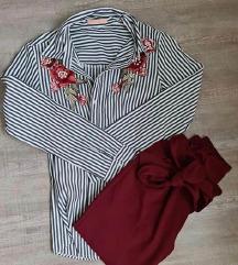 Nov komplet hlače + srajca