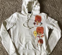original Dsquared pulover NOVO