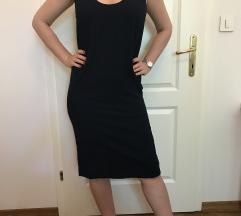 REZ. Stefanel temno modra obleka - mpc 130 evrov