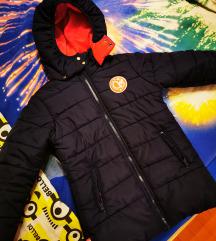 Otroška zimska bunda