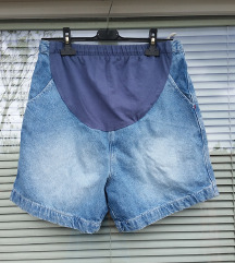 MOTHERHOOD št. 38 / 40 kratke nosečniške hlače