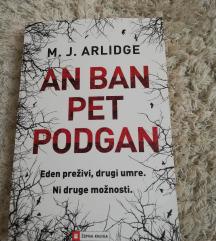 Knjiga an ban pet podgan