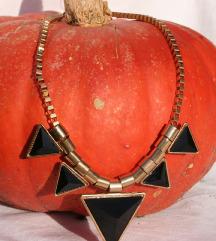 ogrlica -trikotniki