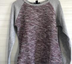 New Yorker pulover z bleščicami S/M