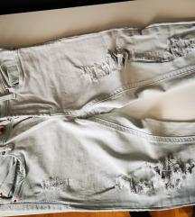 Tally Weijl jeans raztrgane 32 vel.!