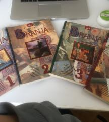Knjige za gimnazijo (1., 2., 3., 4. letnik)