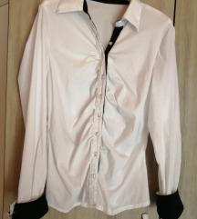 Bela srajca, srajčka, bluzica cena s PTT
