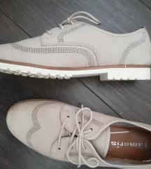 Tamaris usnjeni čevlji