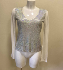 Marella nova bela bluza- mpc 120 evrov