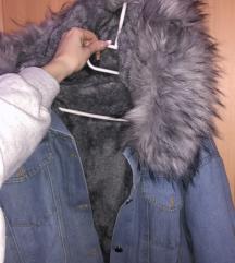 Modna jeans jakna