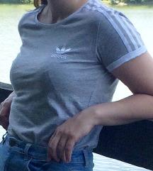 siva Adidas original majčka (freePPT)