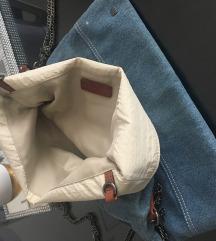 Geox torbica -jeans