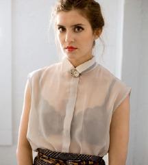 Sisley bela bluzica