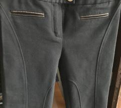 Znižano! Massimo Dutti hlače temno-modre