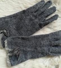 Rokavice iz kasmirja (menjam za 9€)