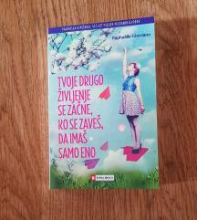 Knjiga Tvoje drugo življenje