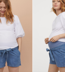 Nosečniške kratke hlače H&M S