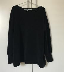 Zara oversized mehek pulover