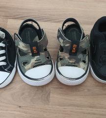 Komplet 3 parov otroških čevljev št. 19.5 - 20