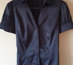 Črna elegantna srajčka H&M
