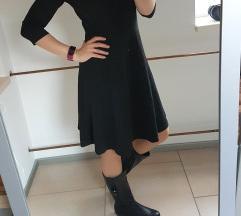 Črna oblekica št. XS (34-38)