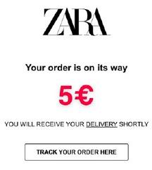 Zara izdelki po 5€
