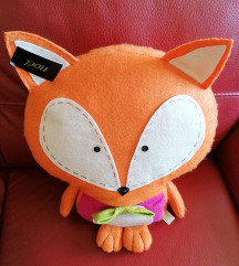 Okrasna lisica