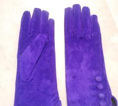 Vijola rokavice