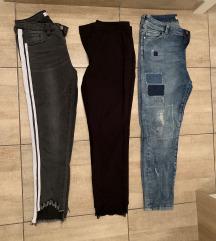 Hlace:jeans, elegantne