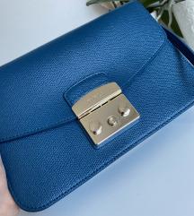 Furla Metropolis mini torbica, kot nova, MPC 300€