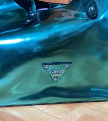 Guess zelena torba