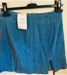 Asos jeans krilo z etiketo!