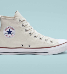 ORIGINAL NOVE All Star Converse - krem / bež