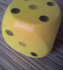 Spužvasta kocka
